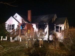 Glen Burnie House Fire