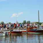 27th antique & classic boat festival at CBMM (June 13-15, 2014)