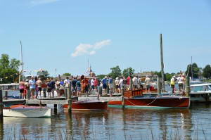 This Father's Day weekend, the 27th annual Antique & Classic Boat Festival comes to the Chesapeake Bay Maritime Museum (CBMM) in St. Michaels, MD, bringing more than 100 classic and vintage boats to CBMM's docks and campus, along with a juried art show, children's activities, a nautical flea market, and more. Boat rides will be available, along with a selection of regional foods, beer, and other beverages. For more information, visit www.cbmm.org/acbf or call 410-745-2916.