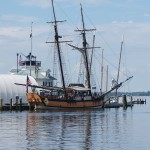 Schooner Sultana to visit CBMM in May