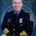 Anne Arundel Chief of Police wanted by FBI