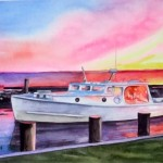 Annapolis Watercolor Club presents 'Treasures of the Chesapeake Bay'