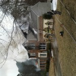 Fire destroys vacant Severn home