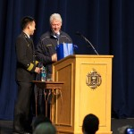 Bill Clinton at USNA April 2014