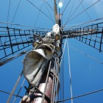 Tall Ships coming to CBMM in May (May 4-18, 2014)