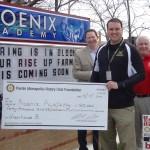 Parole Rotary donates $40,000 to Phoenix Academy