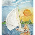 Spring sailboat show this weekend