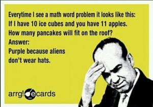 math-phobia
