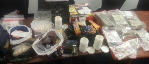 solley road bust
