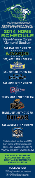 Buy Your Bayhawks Tickets Here!