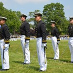 USNA announces color company, parade on Thursday