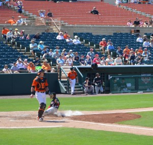 Marrero strikes Thunder for Baysox
