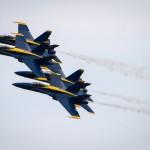 Blue Angels Practice 2014