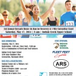 Running for Recovery (May 17, 2014)
