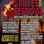 Southern Maryland Blues Festival announces stellar lineup (August 23-24, 2014)