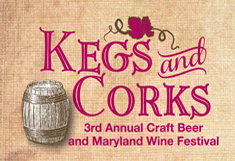 Kegs and corks 2014
