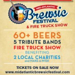 Mid-Atlantic Brewsic Festival & Fire Truck Show