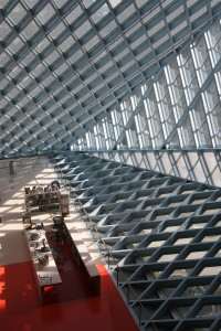 Seattle Library - Don Dement