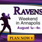 300x250 Ravens Weekend