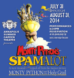 Annapolis Summer Garden Theatre seeks directors for 2015