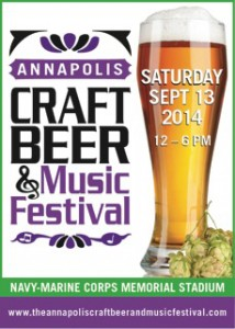 Naptown Pint to hold beer summit at Annapolis Craft Beer and Music Festival