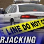 Woman carjacked at knifepoint in Laurel