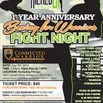 Kicked Up Fitness to hold 2nd Annual Fight Night this Saturday