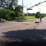 2 accidents send 2 to shock trauma with life threatening injuries