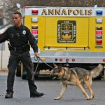 Explosives expert retires from Annapolis Fire Department after 8 years