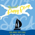 The Puppy Plunge is coming, the Puppy Plunge is coming!