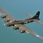 B-17 Bomber to take flight over Baltimore