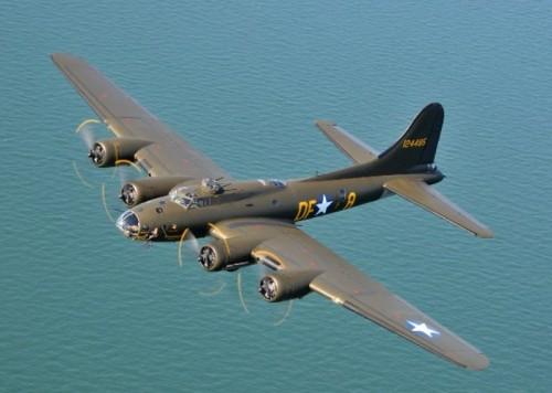 B-17MemphisBelle #1