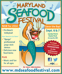 Maryland Seafood Festival is here this weekend
