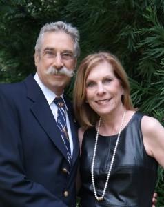 Carol and David Stern