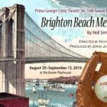 Brighton Beach Memoirs opens at Prince George's Little Theatre