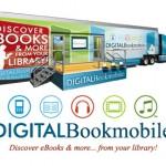 Digital bookmobile making stop at Crofton library