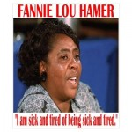 6 to be honored at Fannie Lou Hamer Awards