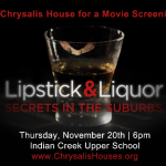 Lipstick & Liquor: Secrets in the Suburbs