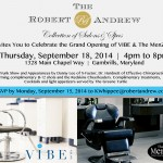 VIBE and The MenZone opening at Robert Andrew