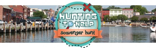 Hunting To Help on October 25th