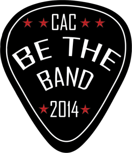 be the band logo