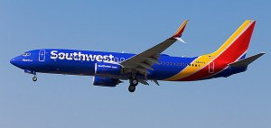 Southwest adds service to San Jose, CA from BWI