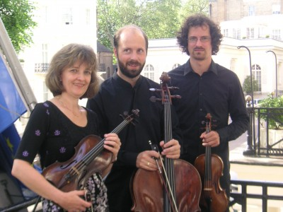 Austrian strings come to Key Auditorium at St. John's