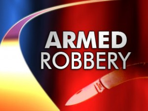 Daylight armed robbery on Silopanna Road