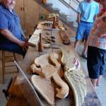CBMM offers intermediate carving workshop