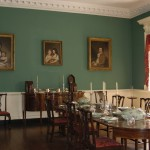 Conservation in action at Hammond-Harwood House