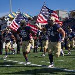 LIVE BLOG:  Navy Vs Notre Dame