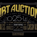 Creative Paradox Gatsby themed art auction and gala