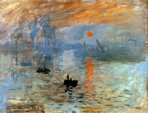 monet-impression-sunrise oct 24