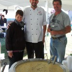 Bistro St. Michaels wins CBMM oyster stew competition